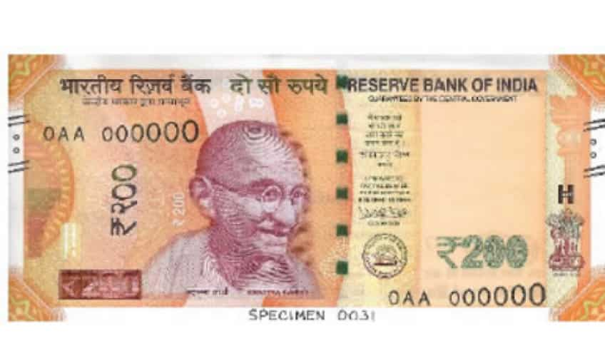 Watch: Rs 200 notes to be launched today; Here's how it looks