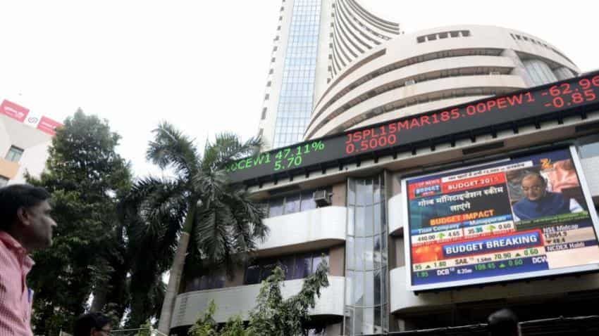 Sensex, Nifty register gains for the week, rise 71 points