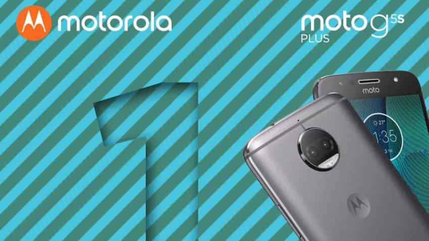 Motorola to launch Moto G5S Plus tomorrow; here's the specifications, expected price