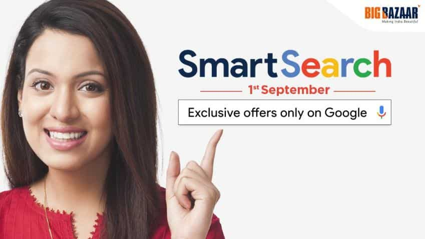 Future Group's Big Bazaar launches Smart Search sale to begin from September 1