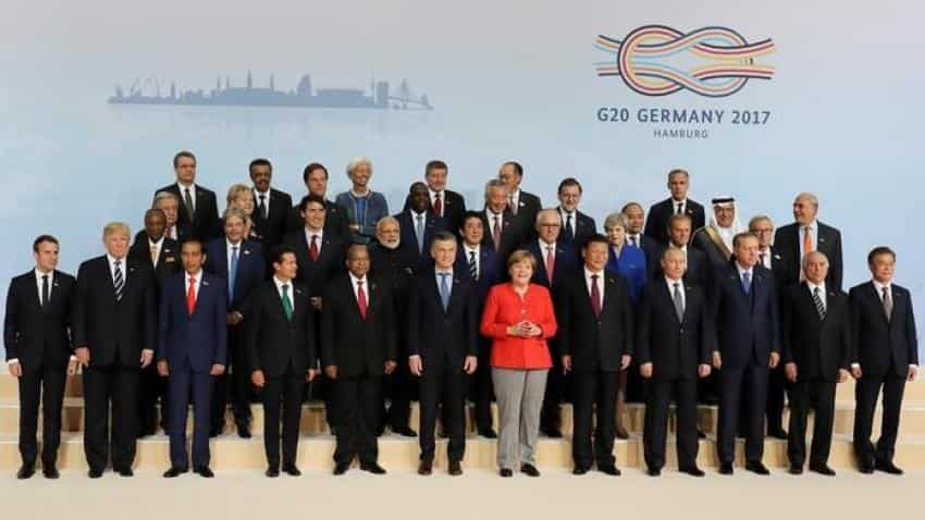 Moody's says G20 GDP growth to exceed 3%, warns of geopolitical risks