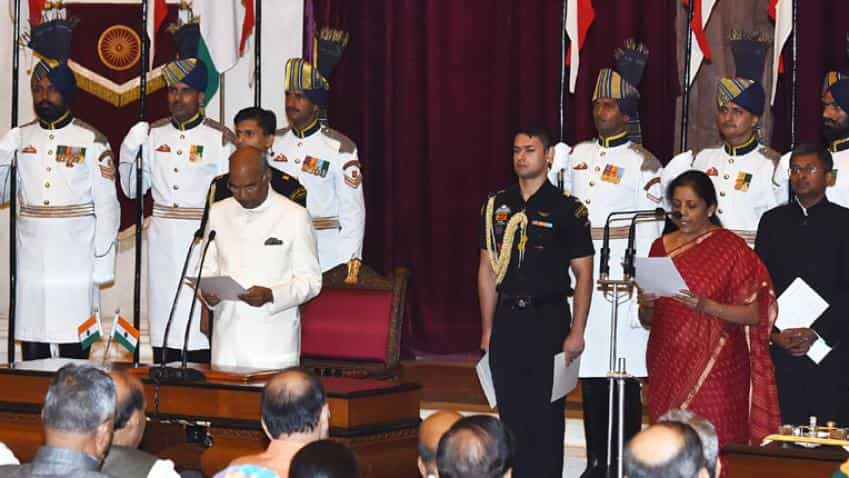 Nirmala Sitharaman gets Defence, Piyush Goyal made Railways Minister