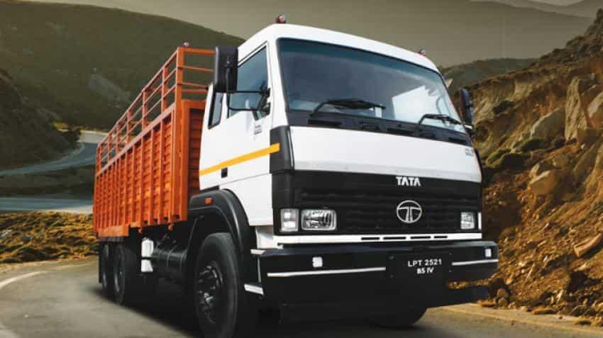 Tata Motors' comeback in MHCV segment helps lift CV sales in August