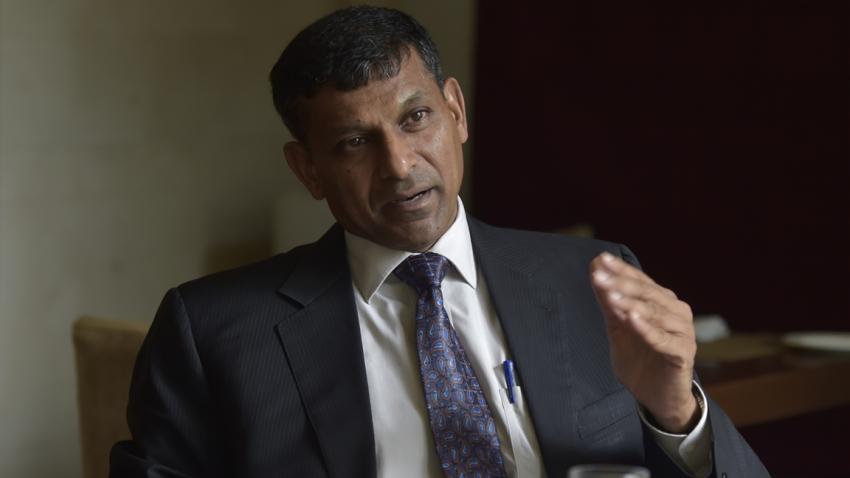 Government should go slow on public sector bank mergers: Raghuram Rajan