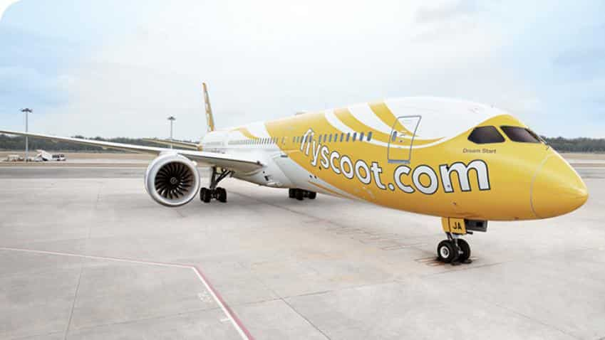 No plans to operate India-Europe long haul flights, says Scoot Airlines
