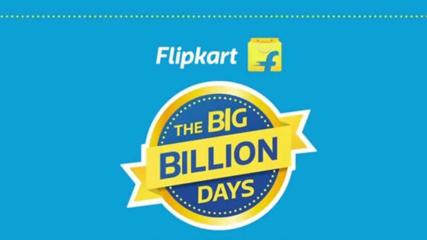 Flipkart announces Big Billion Days sale to begin from September 20; up to 90% off on products