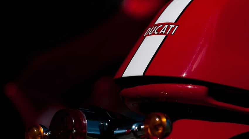 Bidding for Ducati takes Eicher Motors' shares to an all-time high