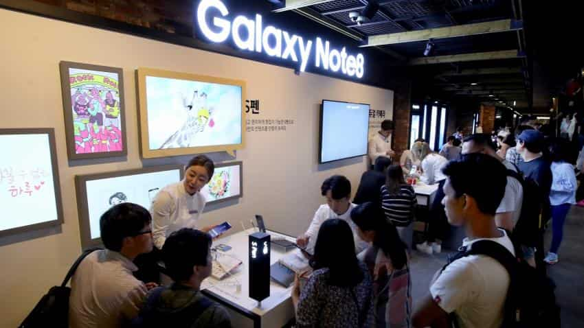 Samsung Galaxy Note 8 gets over 2.5 lakh pre-bookings in India