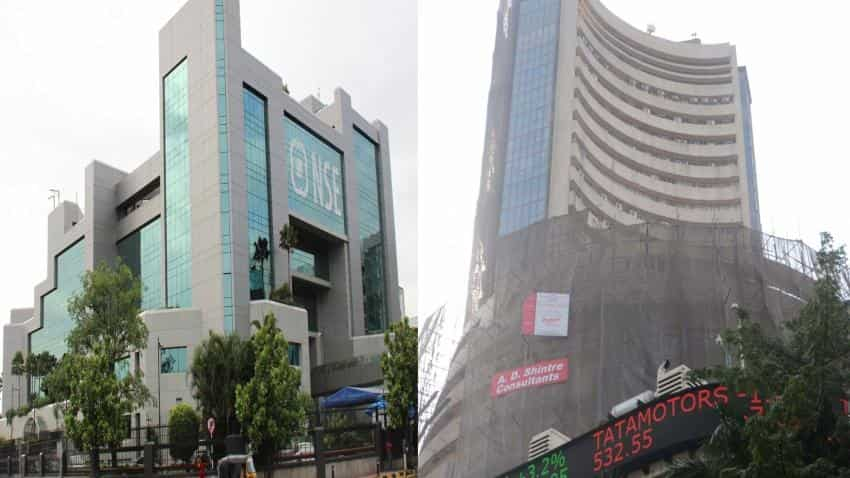 Indian markets follow global cues to open higher; BSE up 110 points
