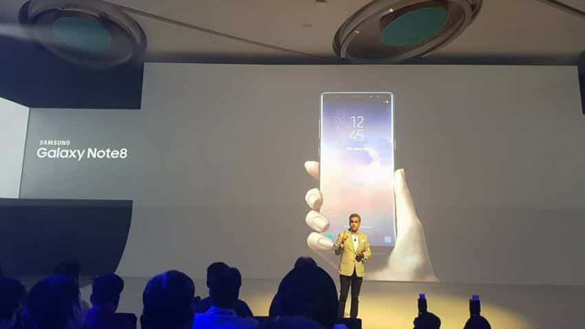 Samsung Galaxy Note 8 sells for Rs 2000 more than Samsung Galaxy S8; What is a better pick?