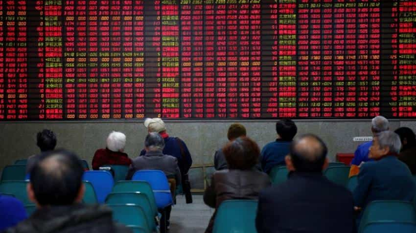 Wall Street's record lifts asian markets to 10-year high