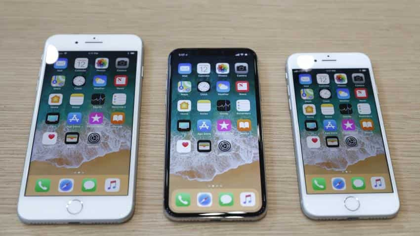 Apple's launch of iPhone 8, iPhone X lacked surprises; shares decline post event