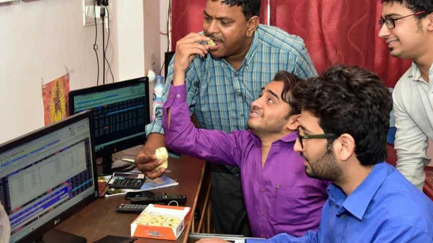 Indian markets follow global cues to open on a higher note on Wednesday