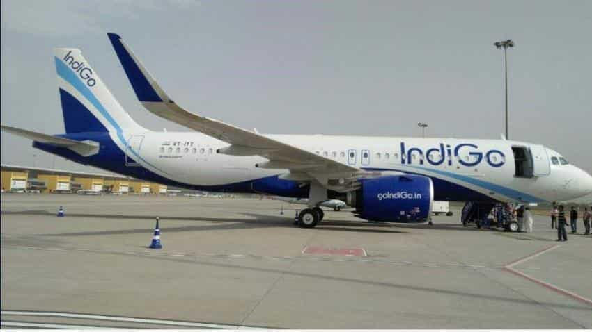 InterGlobe Aviation's share sale to fetch up to Rs 3,945 crore
