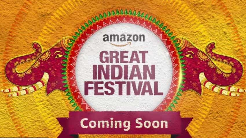 Amazon takes Flipkart head-on with Great Indian Festival; offers 10% cashback