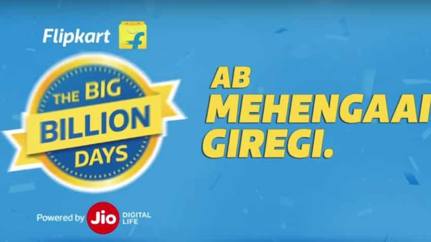 These seven phones will cost less than Rs 7,000 on Flipkart's Big Billion Day sale