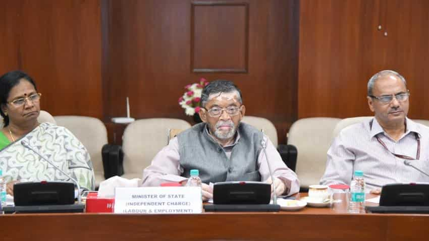 Govt is working on simplifying labour laws: Santosh Kumar Gangwar