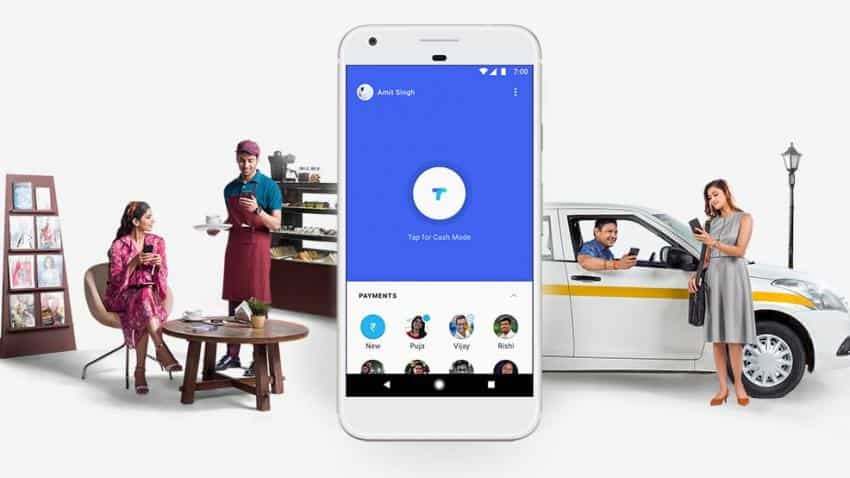 Google launches Tez mobile payments app in India; enables transactions directly from bank accounts