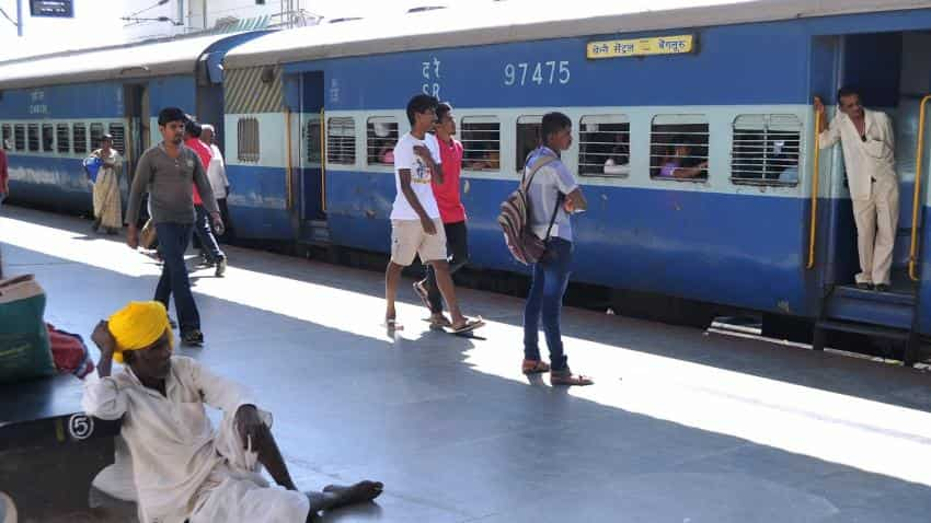 Travelling by Indian Railways will now cut down your sleep by an hour
