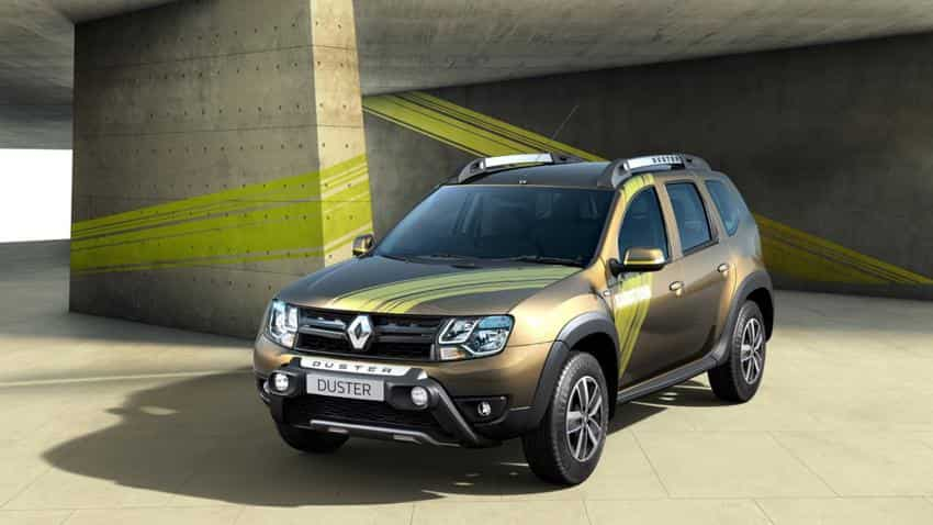 Renault launches the new Duster Sandstorm price starting at Rs 10.9 lakh
