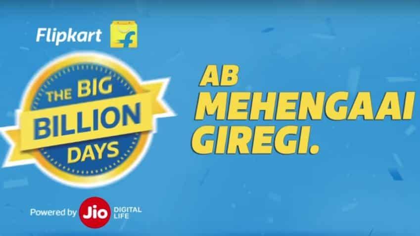 8864a5d3d574f4 Flipkart sells 13 lakh smartphones on first day of Big Billion Day sale