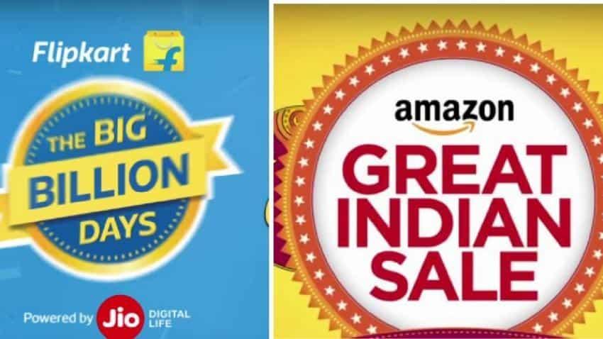 Did Flipkart's Big Billion Day win round one in festive sales battle with Amazon?