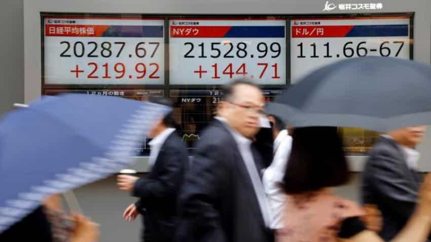 Global markets: Asian shares droop, yen gains as Korean tensions rise