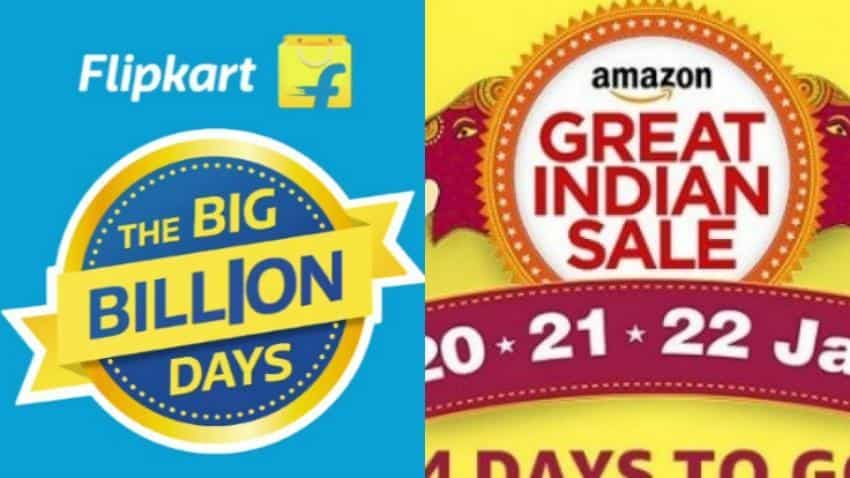 Five day sale garners Rs 9,000 crore; Flipkart eats into Amazon's revenue pie