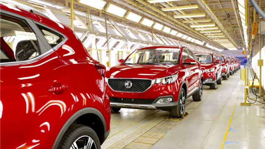 MG Motor completes takeover of Halol plant from GM