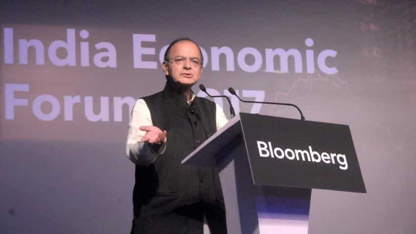 Arun Jaitley asks public sector companies to boost capital expenditure for economy's sake