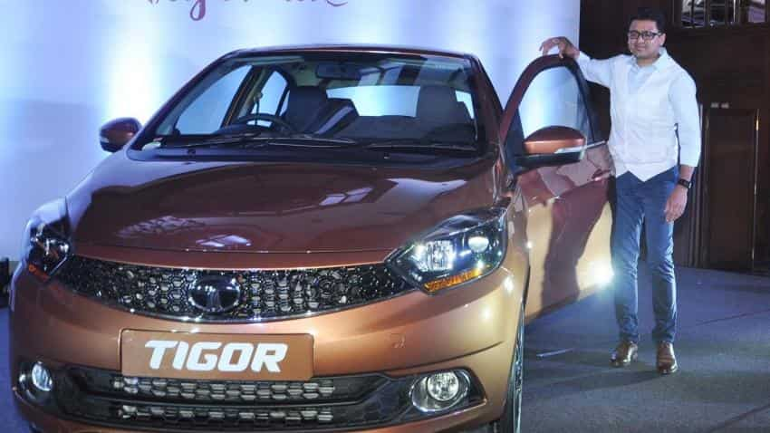 Tata Motors to roll out electric variant of Tigor from Sanand plant