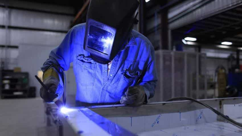 India's manufacturing PMI remains unchanged at 51.2 in Sept; IHS downgrades GDP forecast