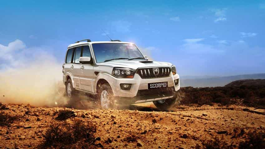 Mahindra car sales surge to 23% in September as Scorpio records highest ever monthly sales