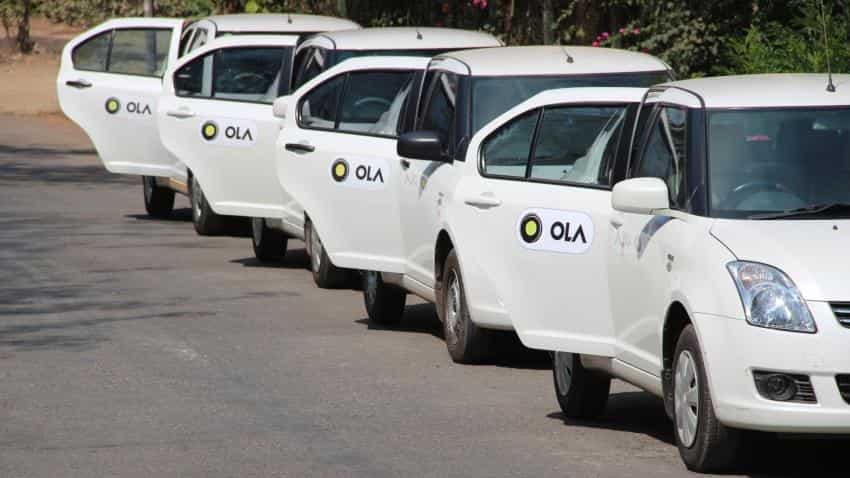 Ola Cabs may receive $2 billion in fresh round of funding from SoftBank, Tencent