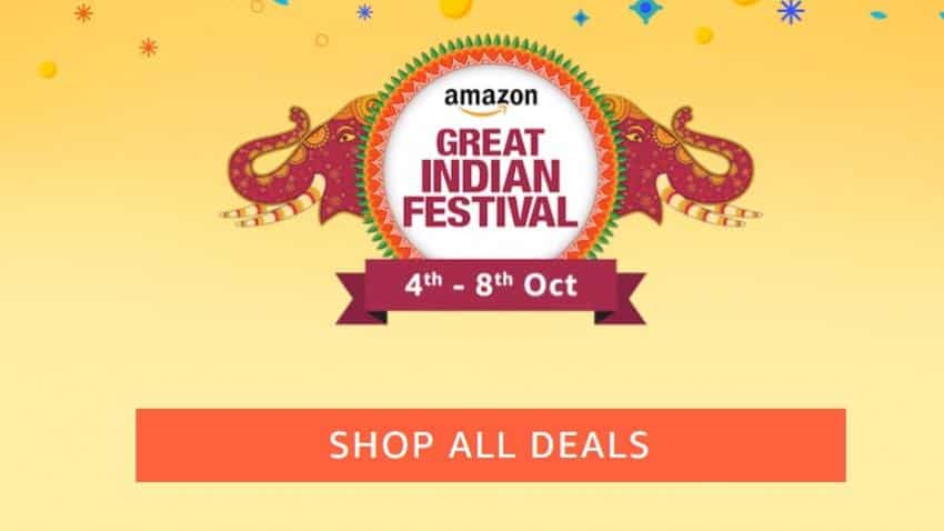 Amazon Great Indian Sale:  Offers deals on iPhone 8, up to 40% off on smartphones