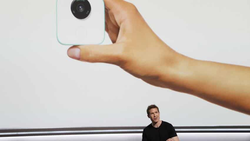 Google launches new Pixel 2 smartphone; voice-enabled speakers, camera, other hardware unveiled