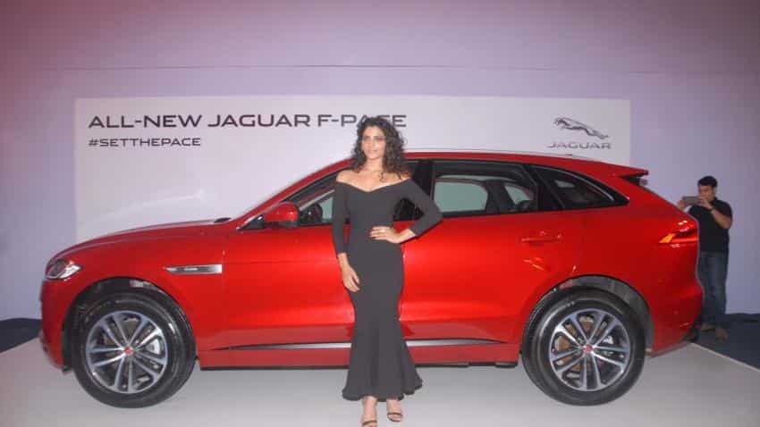 JLR sales grow 6.6% in September on F-Pace demand