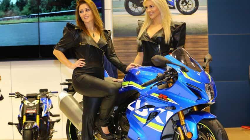 Suzuki Motorcycles eyes 1 million volume by 2020, double market share