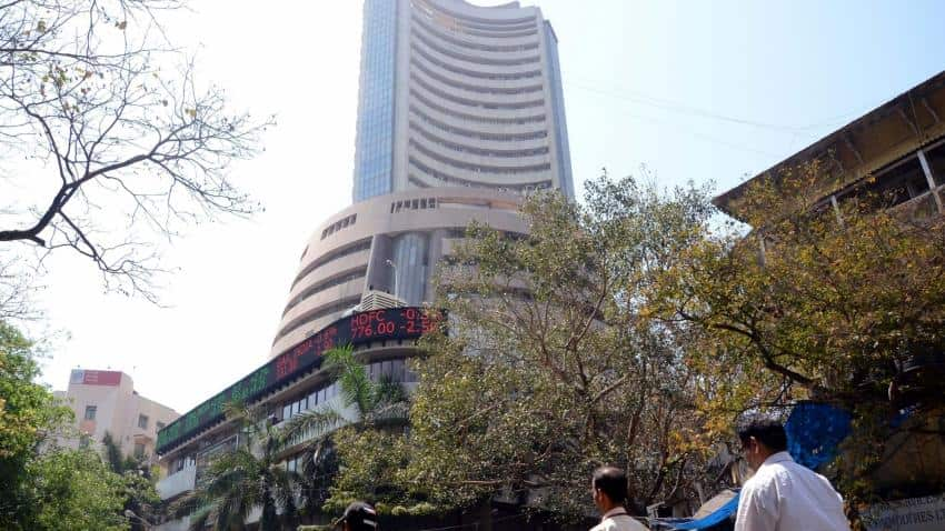 Sensex makes strong start on Tuesday; Nifty regains 10,000 mark