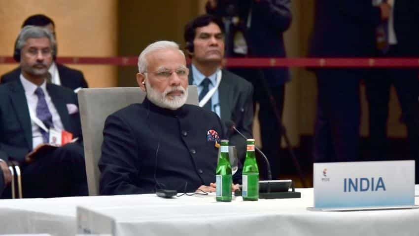 India loses fastest growing economy rank; IMF slashes 2017 growth rate by 0.5 % to 6.7%