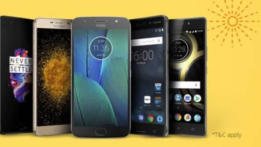 Amazon offers up to 40% off on 'bestselling smartphones'
