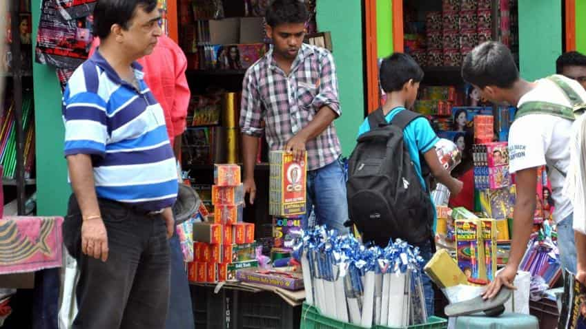 Firecracker sale ban: CAIT asks govt to compensate losses