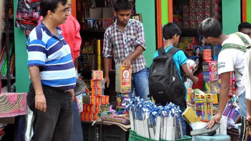 Firecracker sale ban: CAIT asks govt to compensate losses