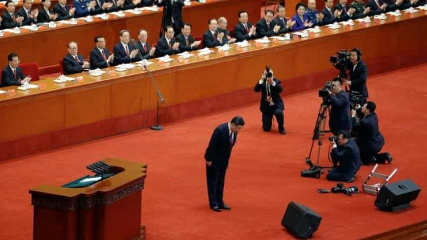 Asian markets consolidate gains as investors eye Xi Jinping's speech