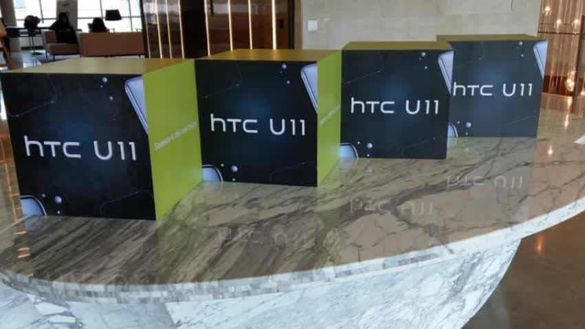 HTC to launch two new versions of the U11 smartphone on November 2