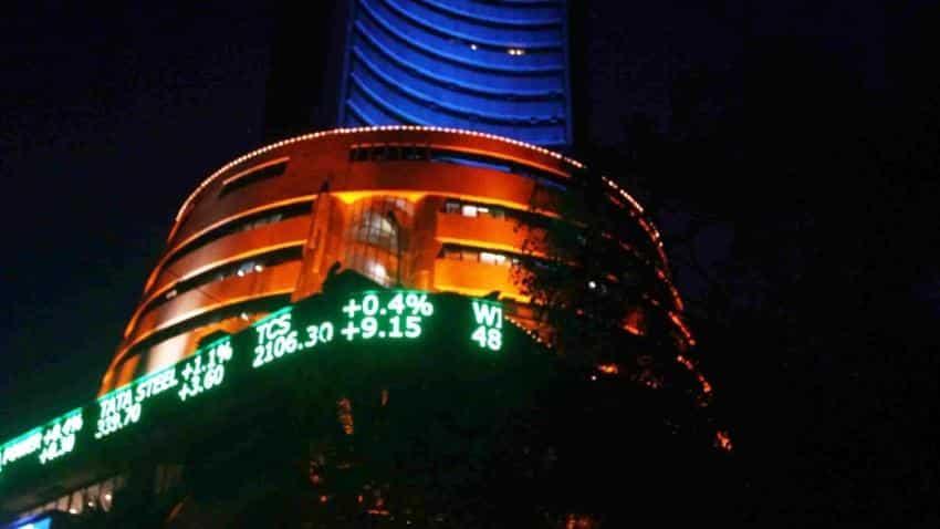 Sensex retakes 32,000 mark, gains 152 points on festive week