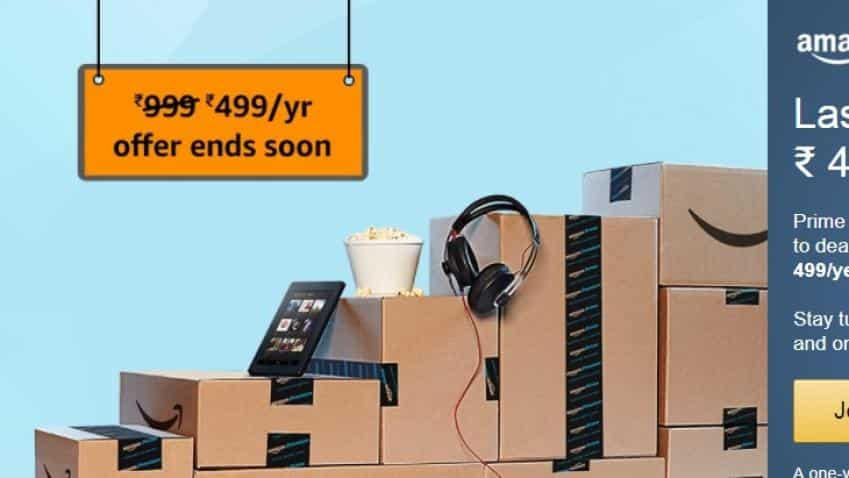 Amazon sees fourfold growth in Prime members this Diwali sale