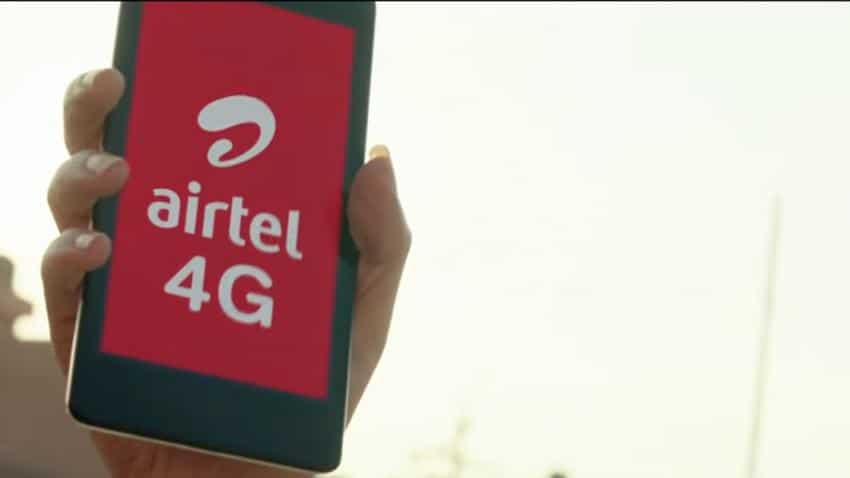 Airtel's shares touch 52 week high on Sensex in early trade