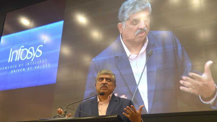 Infosys lowers revenue outlook despite robust growth in Q2