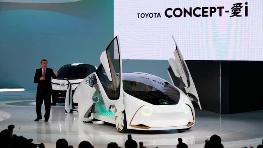 Committed to hydrogen cars despite potential 'game changer' EV battery: Toyota